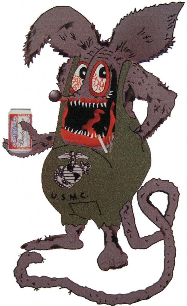 Bogue Rat and Beer.